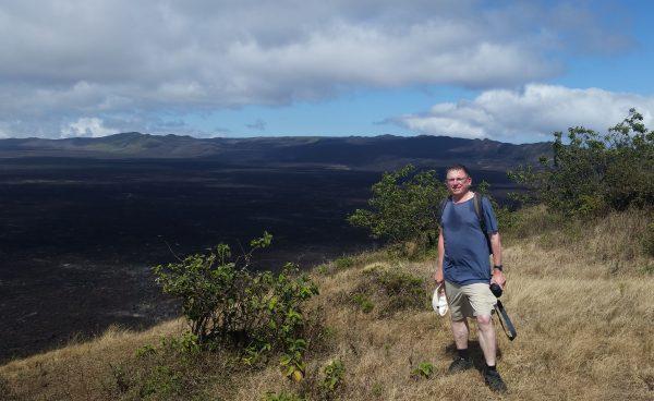 Zinni und der Vulkan Sierra Negro