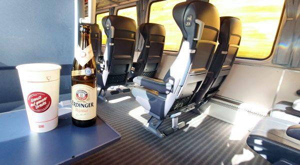 Von Mainz nach Koblenz mit der Bahn
