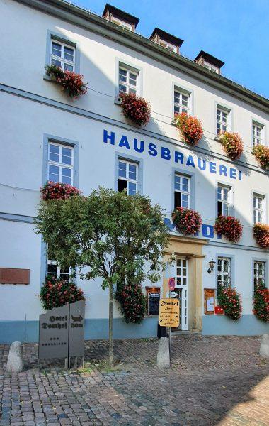 Die Domhof Hausbrauerei in Speyer