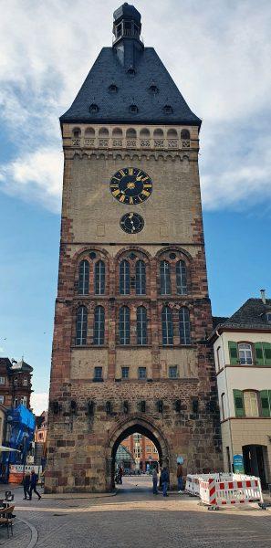 Der Altpörtel in Speyer