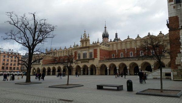 Die Altstadt von Krakau