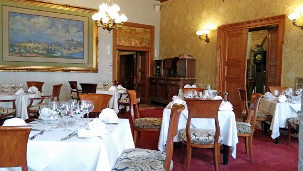 Im Restaurant Restaurant Wierzynek