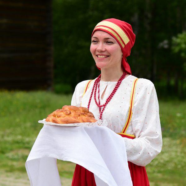 ... und die Frau aus Russland konnte lachen ...