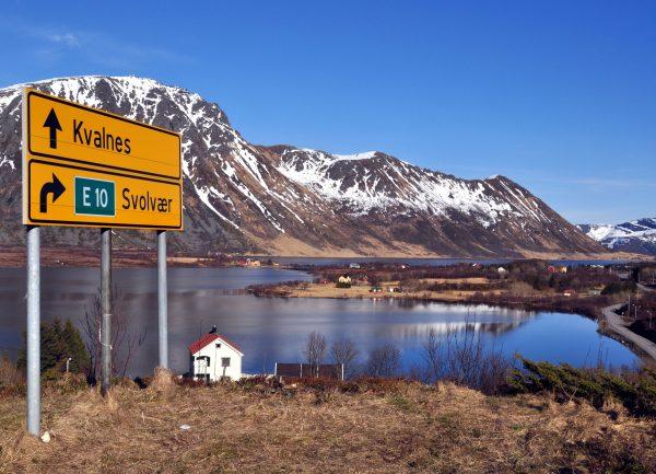 Unterwegs auf den Lofoten