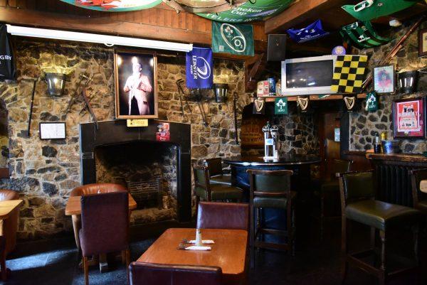 Ein Pub in Kilkenny in Irland