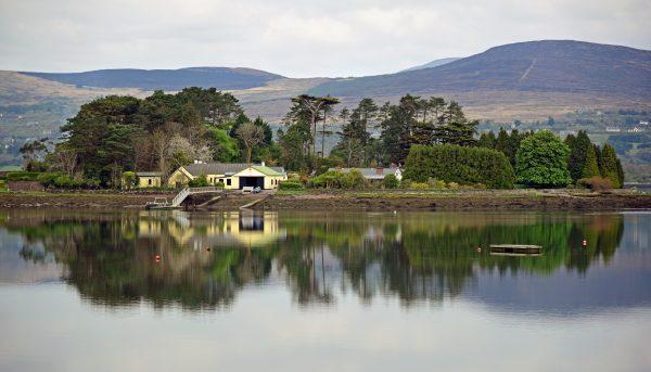 Ring of Beara in Irland