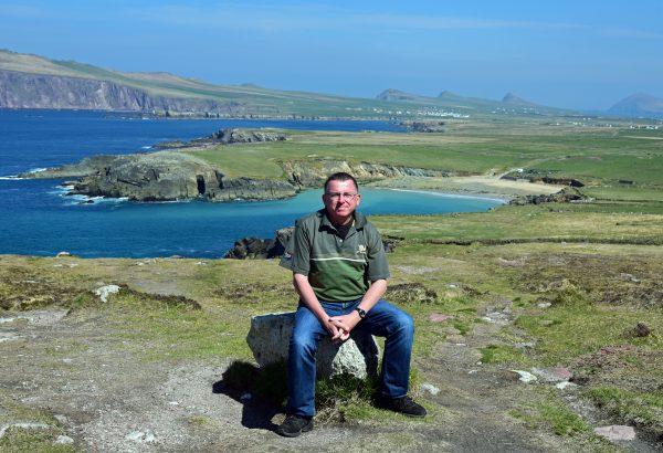 Zinni und die Dingle Halbinsel in Irland