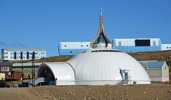 St. Jude's Cathedral / Iqaluit