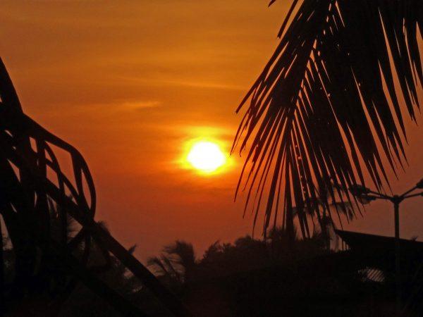 Gute Nacht Indien