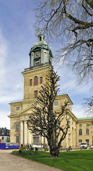 Die Kathedrale von Göteborg