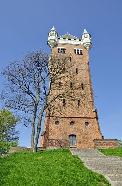 Der Wasserturm von Esbjerg