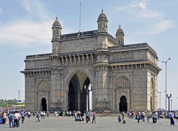 Gateway to India, Mumbai, Indien