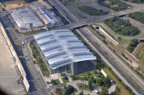 Das Lufthansa Aviation Center