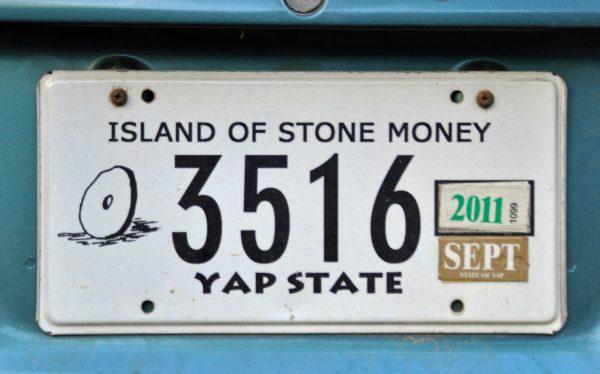 Willkommen in Yap!