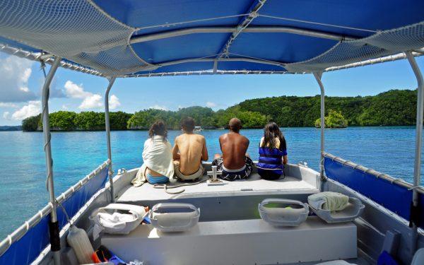 Rock Islands, Palau