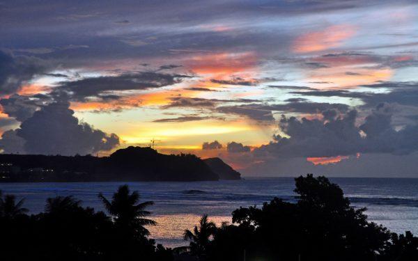 Abschied von Saipan