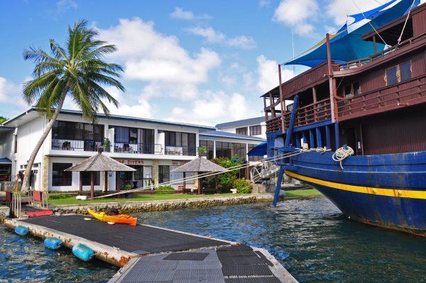 Manta Ray Bay Resort, Yap