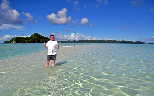Zinni und die Rock Islands, Palau