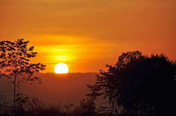 Gute Nacht und auf Wiedersehen Thailand
