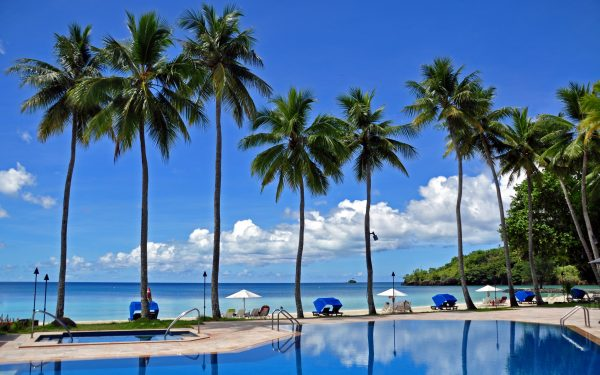 Das Palau Pacific Resort auf Palau