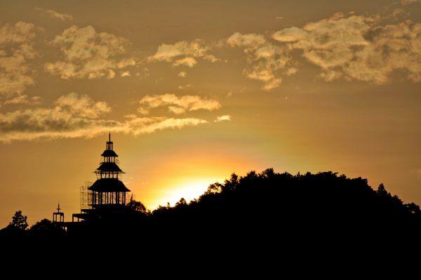 Guten Morgen und Willkommen in Thailand
