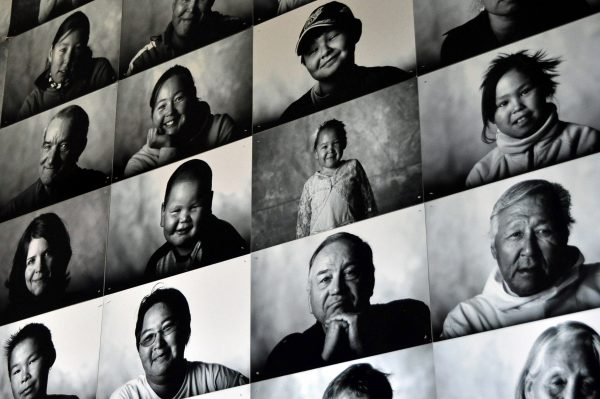Portraits der Einwohner von Ittoqqortoormiit