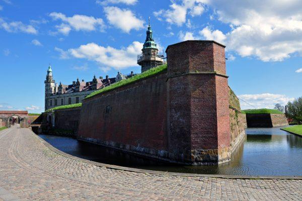 Schloss Kronborg, eine Festung in Helsingør
