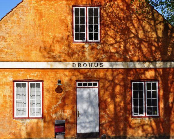 Das Brohus vom Schloss Kronborg