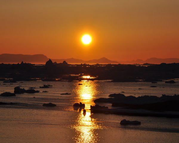 Fünf vor Zwölf in Ilulissat