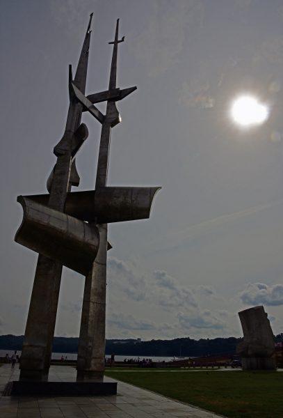 Sailing Monument, Gdingen