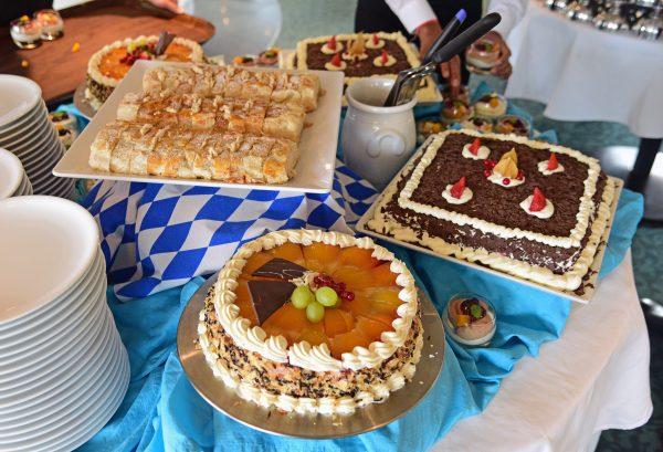 Oktoberfest auf der MS Amadeus Elegant