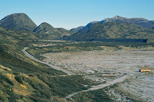 In der Nähe vom Flughafen Kangerlussuaq