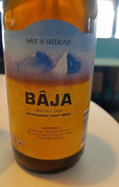 Bier 'Made in Greenland'