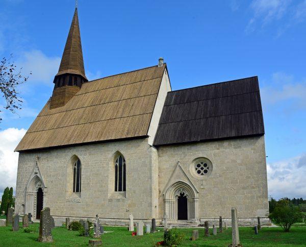 Kirche von Gammelgarn, Gotland