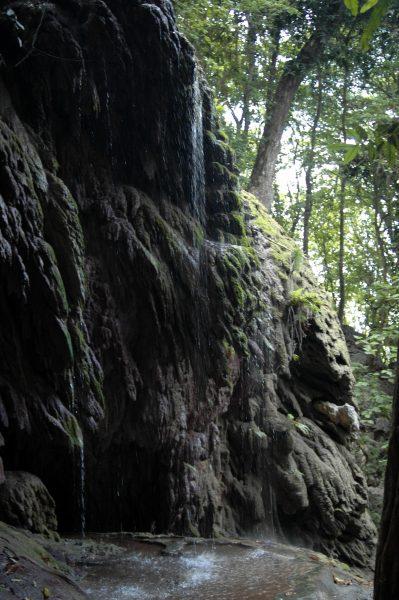 Der Hugh's Dale Wasserfall