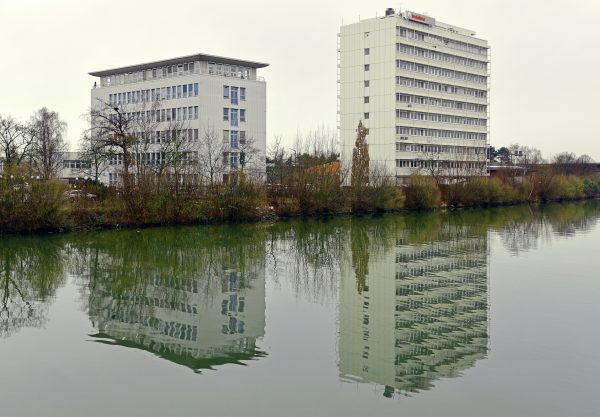 Am Nürnberger Hafen