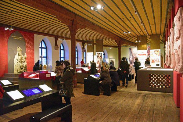 Das Museum der Kaiserburg Nürnberg