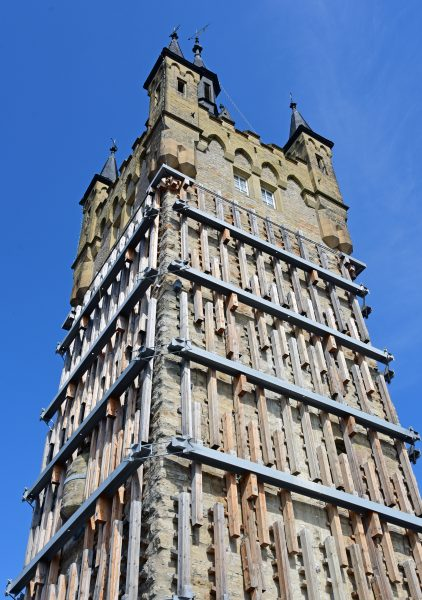 Der blaue Turm in Bad Wimpfen