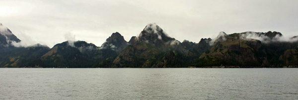 Landschaft im Kenai-Fjords-Nationalpark