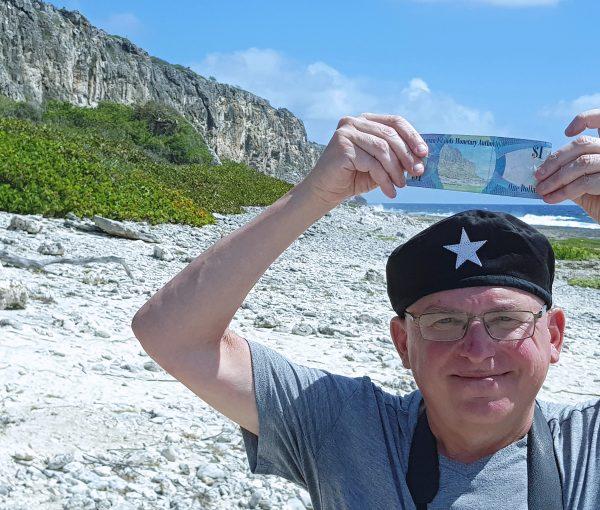 Zinni und der Schein, 'The Bluff' auf Cayman Brac