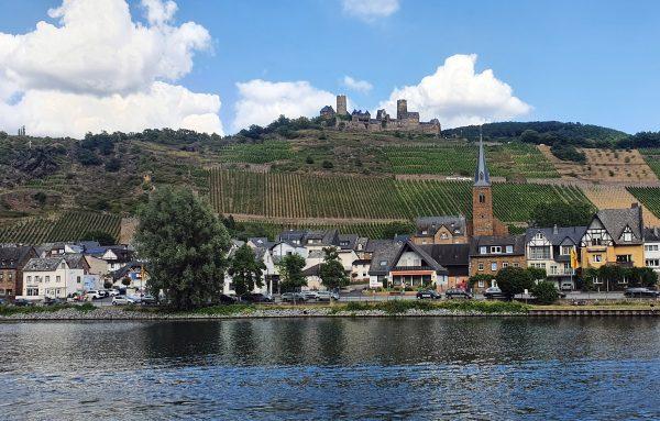 Die Burg Thurant und Alken