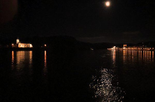Gute Nacht und auf Wiedersehen Boppard