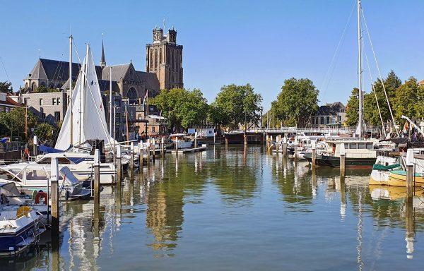 Die Grote Kerk in Dordrecht