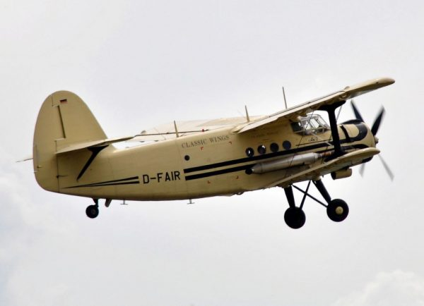 Bye bye Antonow