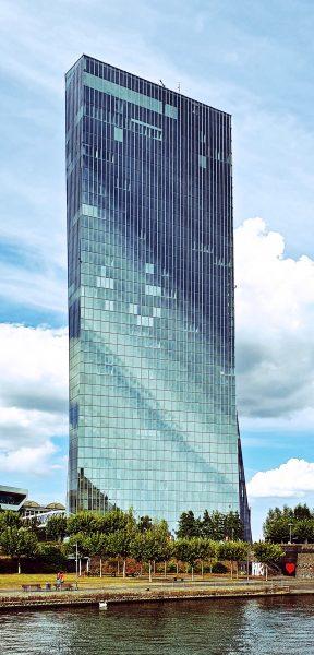 Der Skytower in Frankfurt