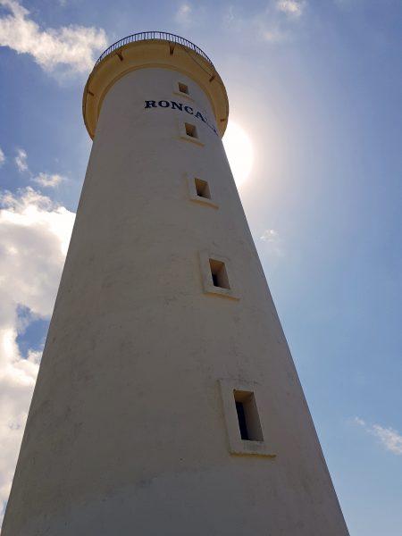 Der Leuchtturm Faro Roncali, Halbinsel Guanahacabibes