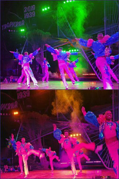 Tropicana Show in Havanna