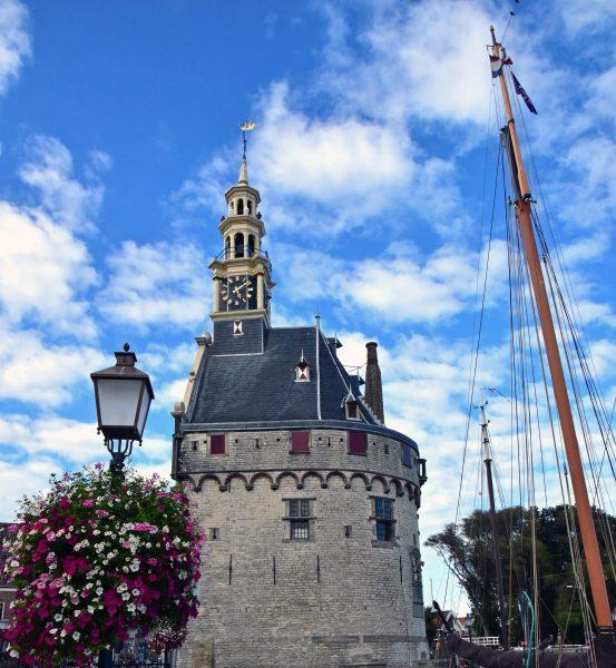 De Hoofdtoren in Hoorn