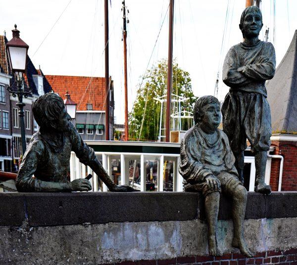 Die Scheepsjongens van Bontekoe in Hoorn
