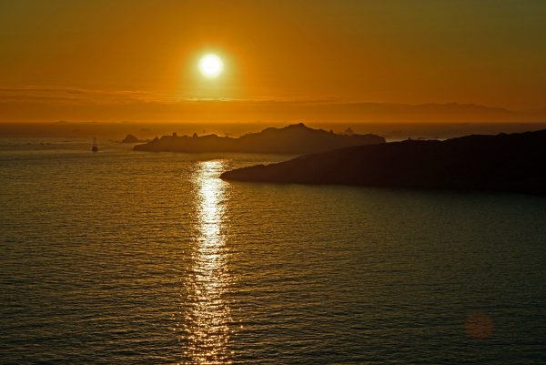 Es wurde kurz dunkel in Ilulissat